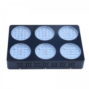X-Grow 126PCS / 3W LED vokse lys