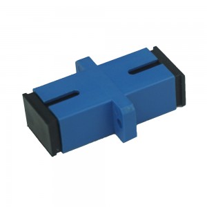 High reputation 2port OM3 adapter Multimode duplex type -