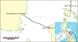 Huawei deployed the second phase of the Philippine Submarine Fiber Optic Interconnection Project