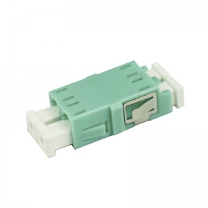 High definition Singlemode LC Fiber Optic Adapters -