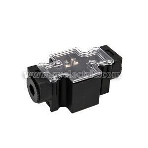 Hydraulic Solenoid Valve Junction Box-QYA
