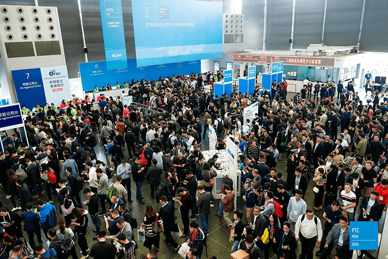 PTC exhibition opened in Shanghai New International Expo Center