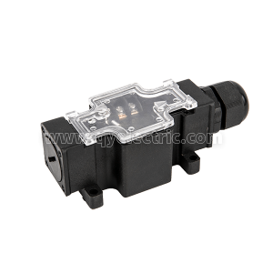 Hydraulic Solenoid Valve Junction Box-QYD