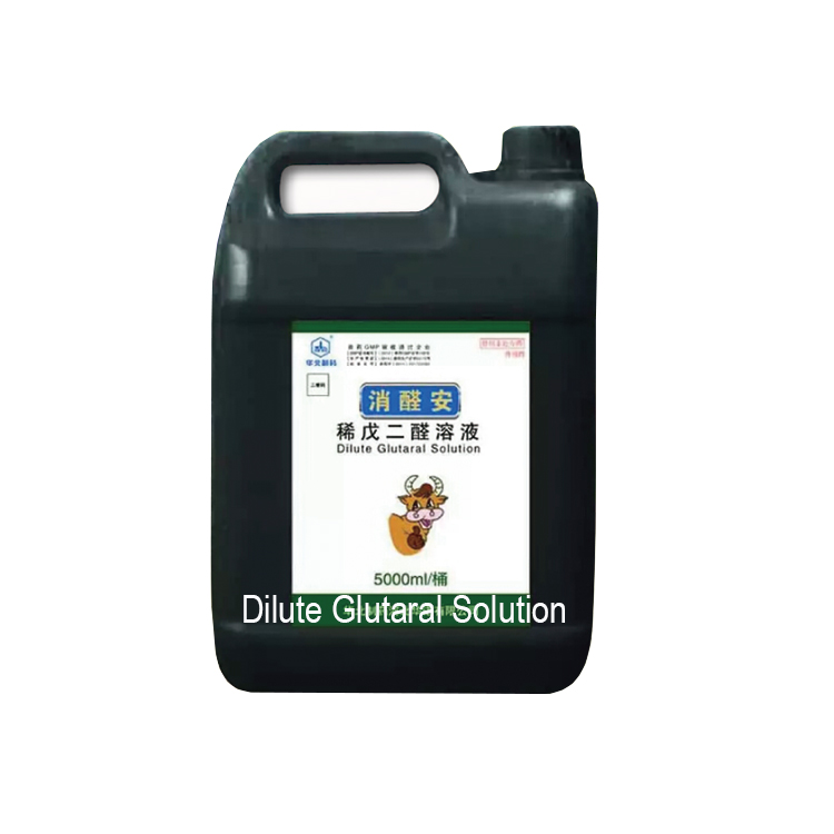 Dilute Glutaral Solution Featured Image