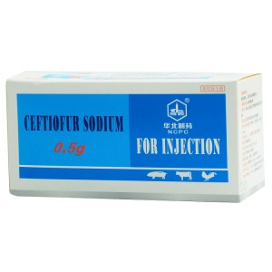 Ceftiofur Sodium for Injection