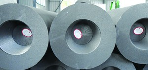 China Supplier Kfcc Electrode - RP/HP/UHP Diameter 200-700mm Graphite Electrode Used for Electric Arc Furnace with Low Price – Juchun