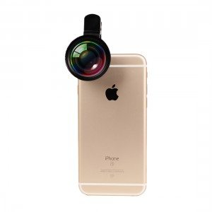 NEW wide angle lens for iphone-HD clip 0.7x wide angle and marco lens -universal clip lens 37mm Featured Image
