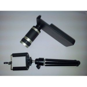 6x iphone telephoto lens-6x iphone telescope-optake smarthone camera lens