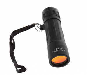 Wholesale Cheap Hunting Monocular Telescope, Hot sale Traditional 10×25 Camping Hiking Sports optical telescopes