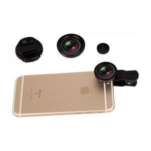 NEW wide angle lens for iphone-HD clip 0.7x wide angle and marco lens -universal clip lens 37mm