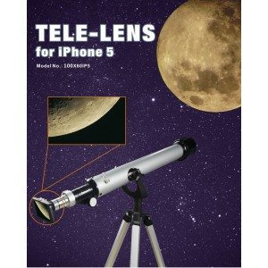 100x iphone astronomical telescope-100x hubble space telescope lens for iPhone-iphone sky telescope