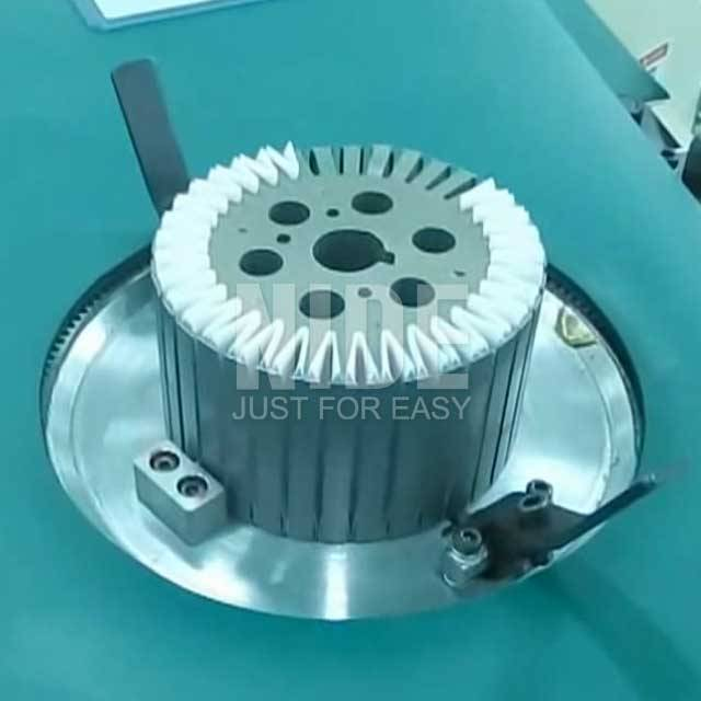 Factory Cheap Used Injection Molding Machine - Small and medium-sized Stator Slot Paper Inserting Machine – Nide Mechanical
