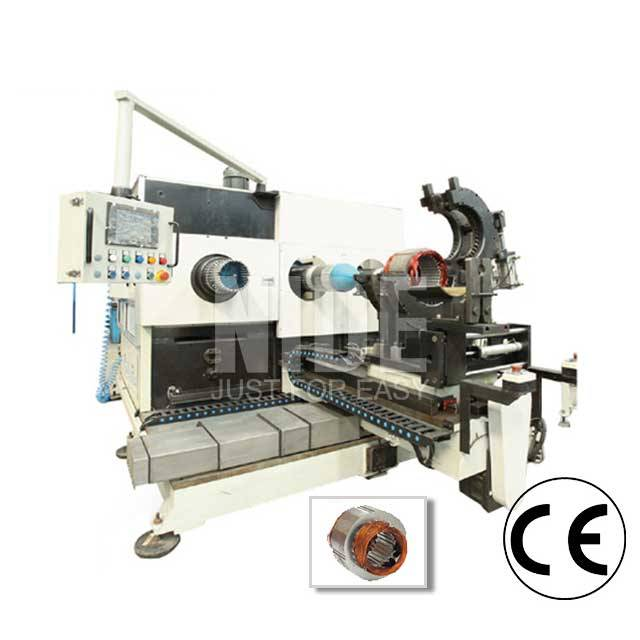 Chinese Professional Transformer 380v 220v - Stator coil winding inserting and expanding machine – Nide Mechanical