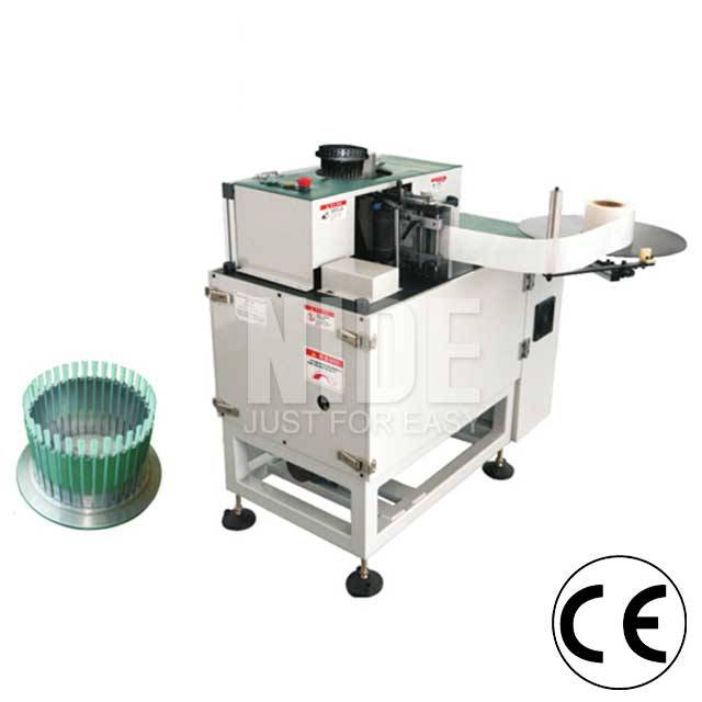 Top Quality Fan Coil Winding Machine - Auto Motor Stator Wedge Inserting Machine – Nide Mechanical