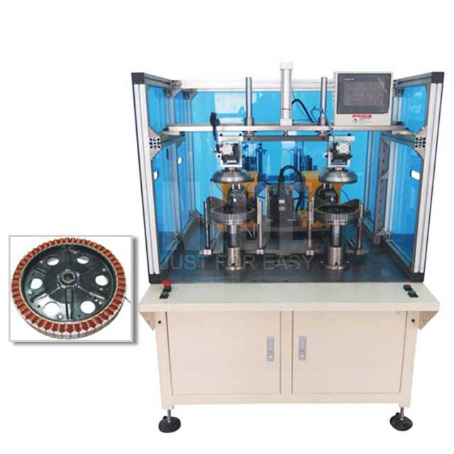 Short Lead Time for Stator Winding Machine - DCRX1-200D – Nide Mechanical