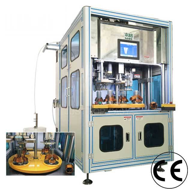 Super Purchasing for Electric Coil Winding Machine - R2QL1-120-150 – Nide Mechanical