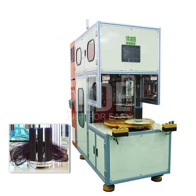 Leading Manufacturer for Transformer Coil Winding Machine - RXL1-220 – Nide Mechanical