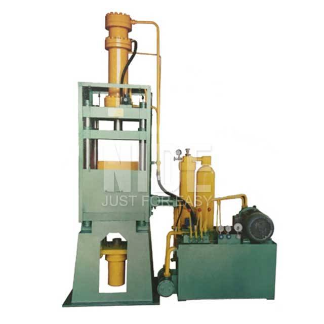 Factory Price For Auto Stator Lacing Machine - XS-65T-K – Nide Mechanical