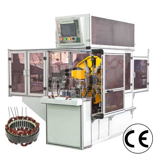 China Cheap price Stator Forming Machine - BXBW1-55-80 – Nide Mechanical