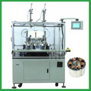 BLDC needle winding machine for stator coil winder