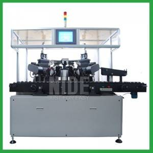 Five Working Stations Automatic Armature Rotor Balancing Machine