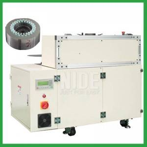 Automatic stator slot Insulation paper folder and insertion machine