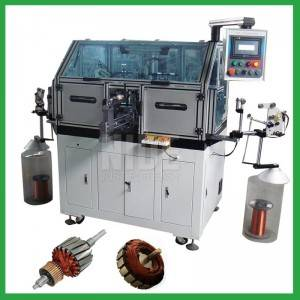 Seat Adjustment Motor Automatic Armature Rotor Coil Winding Machine