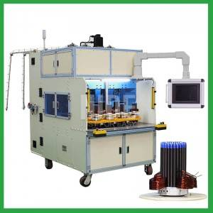 High Efficiency Motor Stator Coil Winding Machine