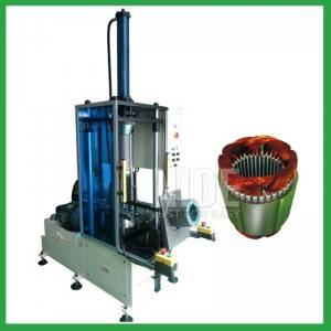 CE certificate stator winding expansion machine