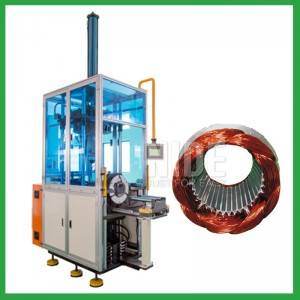 Automatic medium and large motor Stator coil Intermediate Forming Machine for pump motor