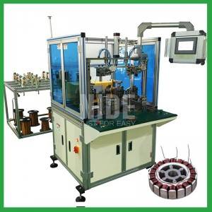 China OEM High Rate Motor winding machine for Electric Scooter/Harley Car