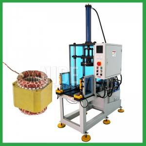 PCL Program New Energy Automatic Motor Stator Coil Final Forming Machine
