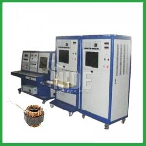 Motor Stator Performance Testing Panel equipment machine