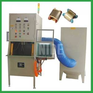 Motor Stator epoxy powder coating machine