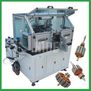 Automatic Mixer Armature Winding Machine