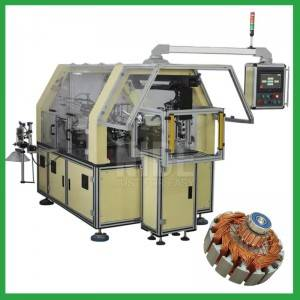 Automatic Rotor Copper Wire armature winding machine