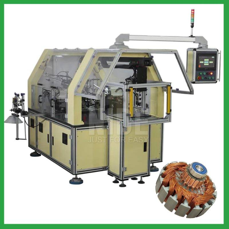 Automatic Rotor Copper Wire armature winding machine Featured Image