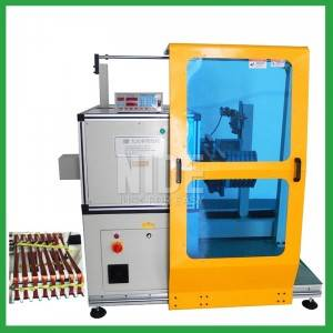 Big Coil induction motor Stator Wire Making Machine for table fan motor