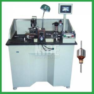 Rotor Commutator Turning Machine Lathe Machine