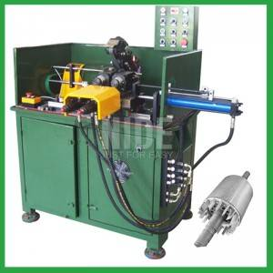Automatic Armature Surface Turing Machine