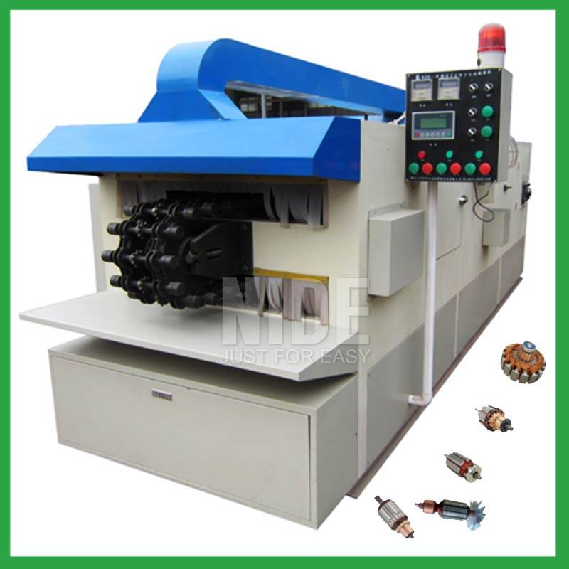 Full automatic Armature trickling impregnation machine Featured Image