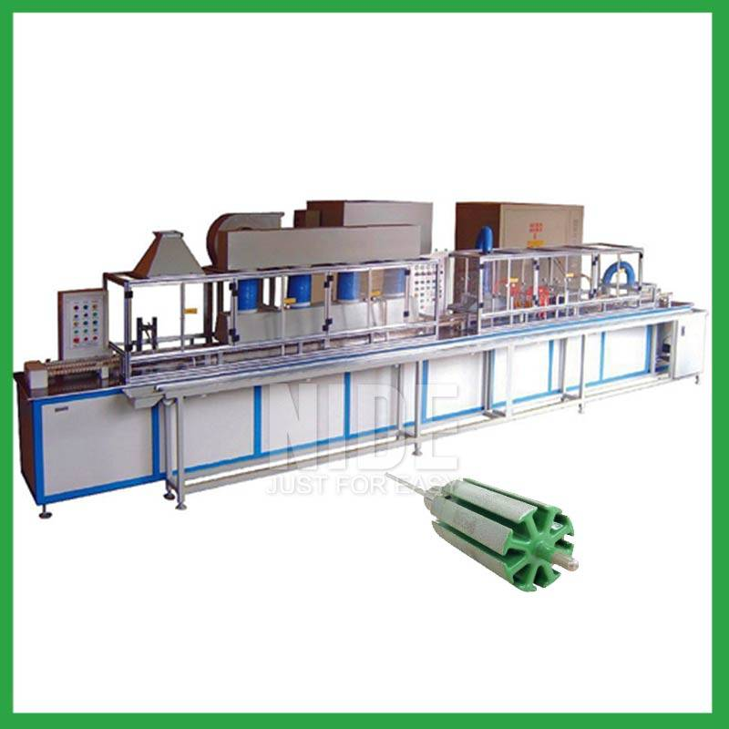 Automatic Armature Powder Coating Machine Featured Image