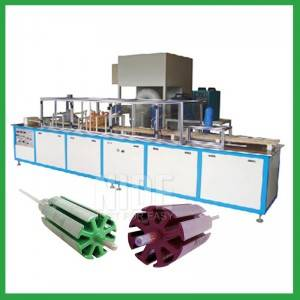 Automatic-rotor-powder-coating-powder coating line equipment China