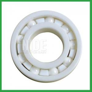Different material Ceramic ball bearing