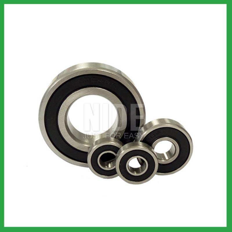NIDE Customized Good Quality Rings and rolling Ball Bearings Featured Image