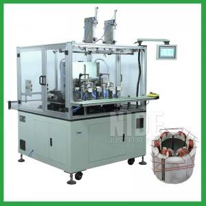 Automatic BLDC Internal stator needle winding machine
