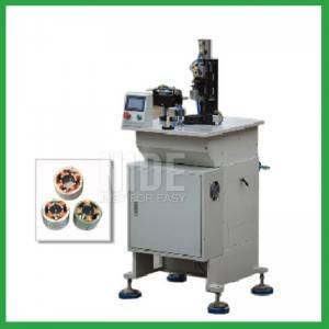 Economic type BLDC Stator inslot Needle winding machine