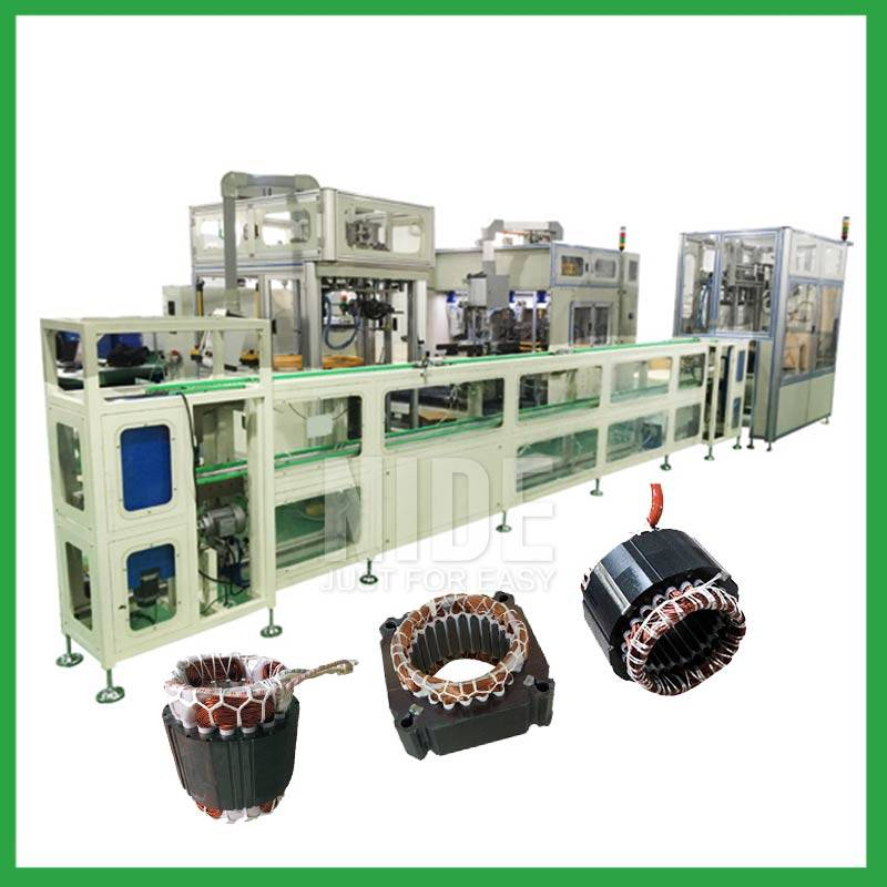 Fully automatic Stator production assembly machine Featured Image