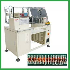 Automatic CNC Motor Alternator Servo Motor Coil Winding Machine