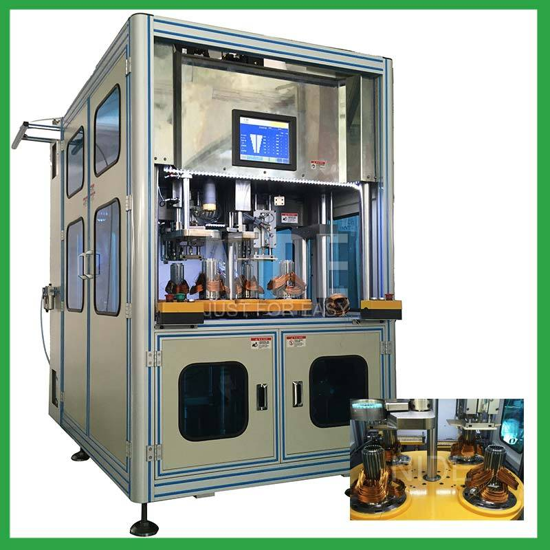 Automatic Stator Winding Machine And Coil Inserting Machine for motor manufacturing and production Featured Image